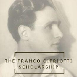 THE FRANCO CIPRIOTTI SCHOLARSHIP icon